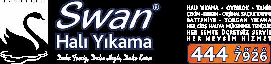 Swan halı yıkama logosu